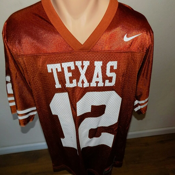 save off 26048 5d88f Nike University of Texas Football Jersey